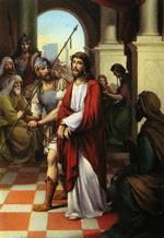 Пилат засуджує Ісуса Христа
